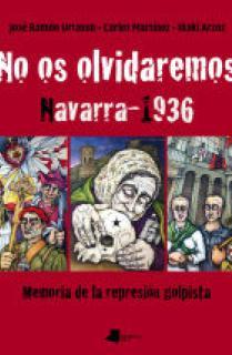No os olvidaremos. Navarra 1936