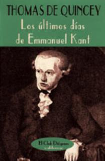 Los últimos días de Emmanuel Kant