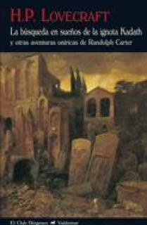 BUSQUEDA EN SUEÑOS DE LA IGNOTA KADATH CD-303