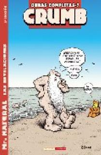 CRUMB O.C. 07/MR. NATURAL/LAS REVELACIONES