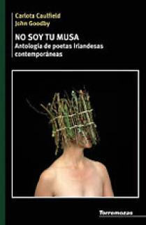 No soy tu musa. Antología de poetas irlandesas contemporáneas