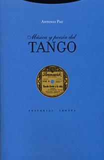 Música y poesía del tango