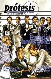 PROTESIS 01. ESPECIAL JAMES BOND