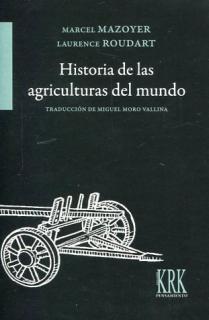 Historia de las agriculturas del mundo