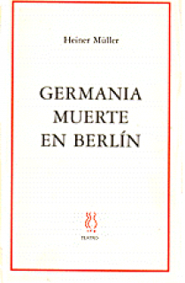 Germania muerte en Berlin