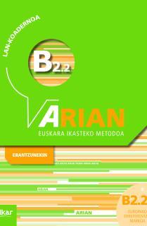 Arian B2.2 Lan-koadernoa
