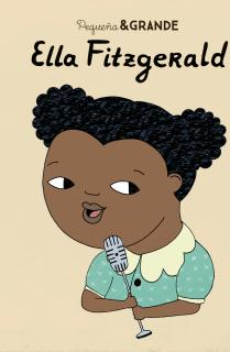 Pequeña & Grande Ella Fitzgerald