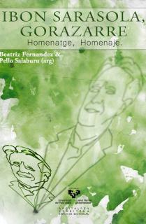 Ibon Sarasola, gorazarre. Homenatge, homenaje
