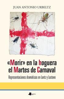 «Morir» en la hoguera el Martes de Carnaval