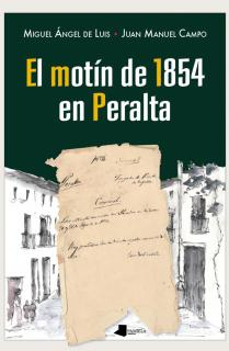 El motên de 1854 en Peralta