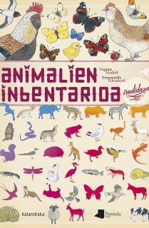 Animalien inbentarioa irudiduna