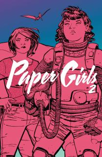 Paper Girls Tomo nº 02/06