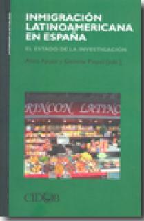 INMIGRACION LATINOAMERICANA EN ESPA¥A.EL ESTADO DE