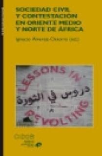 SOCIEDAD CIVIL Y CONTESTACION ORIENTE MEDIO Y NORTE AFRICA