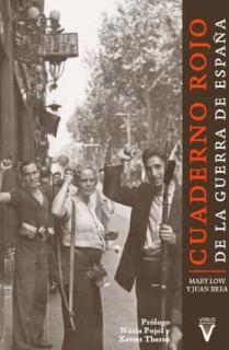 Cuaderno rojo de la guerra de España