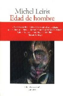 EDAD DE HOMBRE : PRECEDIDO DE LA LITERATURA CONSIDERADA COMO UNA TAUROMAQUIA