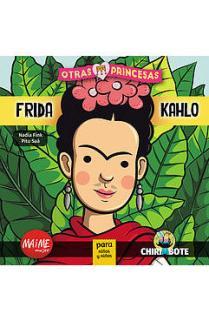 Frida Kahlo para niñas y niños