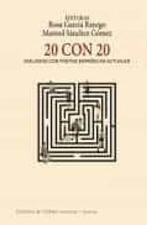 20 CON 20 DIÁLOGOS CON POETAS ESPAÑOLES ACTUALES