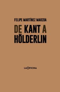 De Kant a Hölderlin