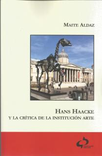 HANS HAACKE Y LA CRÍTICA DE LA INSTITUCIÓN ARTE
