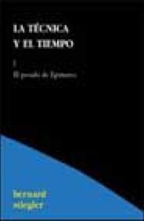 LA TECNICA Y EL TIEMPO 1