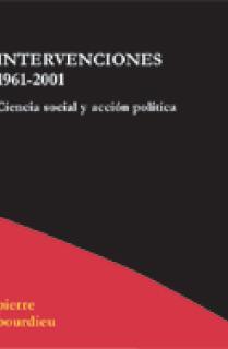 Intervenciones 1961-2001