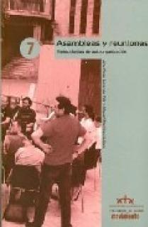 ASAMBLEAS Y REUNIONES: METODOLÓGICAS DE AUTOORGANIZACIÓN