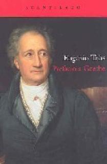 Prefacio a Goethe