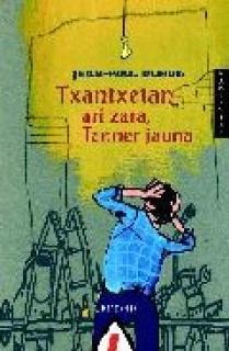 TXANTXETAN ARI ZARA TANNER JAUNA