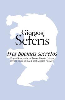 Tres poemas secretos (edición bilingüe)