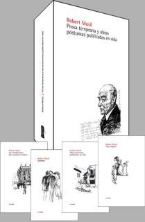 Prosa temprana y obras póstumas publicadas en vida