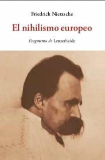 NIHILISMO EUROPEO, EL