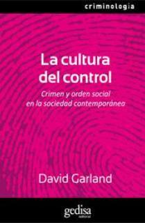 La cultura del control