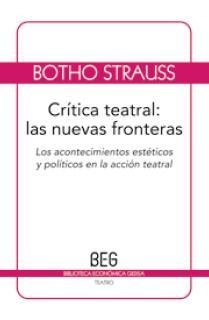 Crítica teatral: las nuevas fronteras