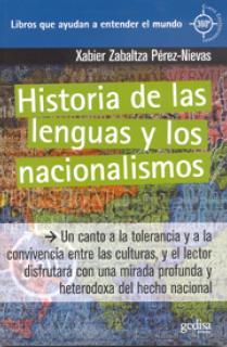 Historia de las lenguas  y los nacionalismos