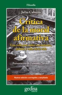 Crítica de la moral afirmativa