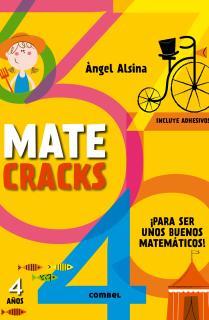 Matecracks. Actividades de competencia matemática: números, geometría, medida, lógica y estadística 4 años