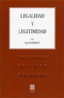 LEGALIDAD Y LEGITIMIDAD.