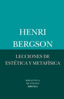 Lecciones de estética y metafísica