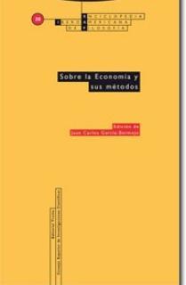 Sobre la Economía y sus método