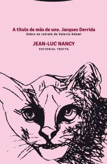 A título de más de uno. Jacques Derrida
