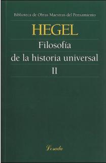 FILOSOFÍA DE LA HISTORIA UNIVERSAL II
