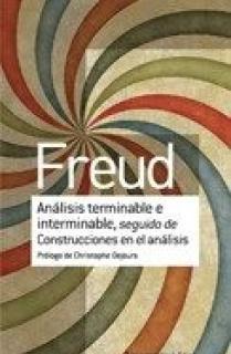 ANÁLISIS TERMINABLE E INTERMINABLE SEGUIDO DE CONSTRUCCIONES