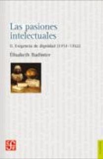 PASIONES INTELECTUALES, LAS II