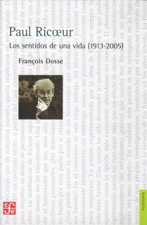 PAUL RICOEUR/LOS SENTIDOS DE UNA VIDA...