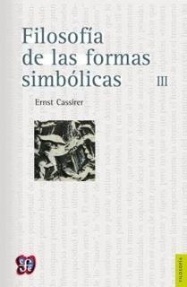 FILOSOFIA DE LAS FORMAS SIMBOLICAS III
