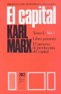 El capital. Tomo I/Vol. 1