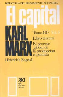 El capital. Tomo III/Vol. 6