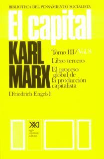 El capital. Tomo III/Vol. 8