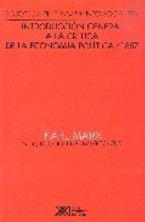 Introducción general a la crítica de la economía política/1857